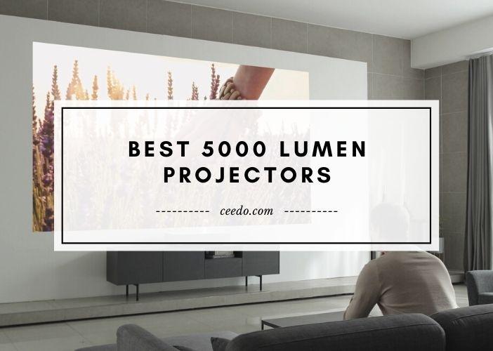 Best 5000 Lumen Projectors