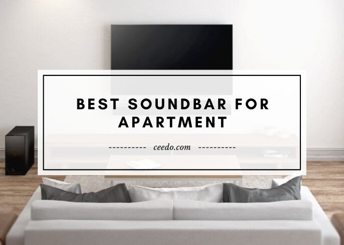 Best Soundbar For Apartment